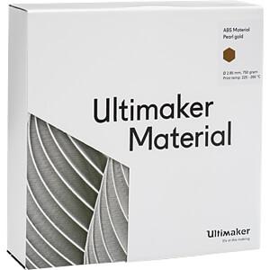 ABS Filament - M2560 gold - 750 g ULTIMAKER