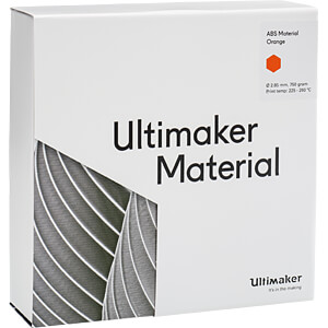 ABS Filament - M2560 orange - 750 g ULTIMAKER
