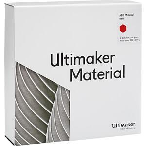 ABS Filament - M2560 rot - 750 g ULTIMAKER