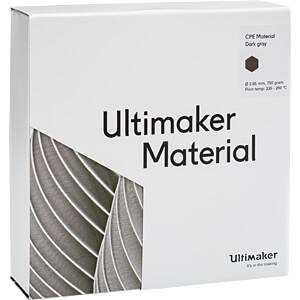 UM³ CPE - M0188 dunkelgrau - 750 g ULTIMAKER