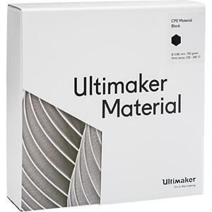 UM³ CPE - M0188 schwarz - 750 g ULTIMAKER