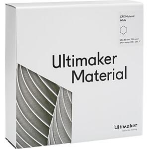 UM³ CPE - M0188 weiß - 750 g ULTIMAKER