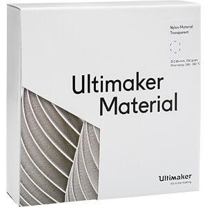 UM³ Nylon PAX - M2085 transparent - 750 g ULTIMAKER