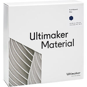 PLA Filament - M0751 blau - 750 g ULTIMAKER