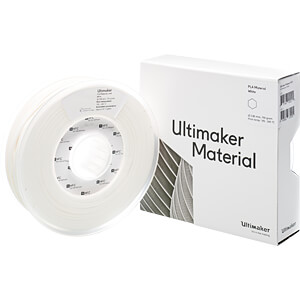 PLA Filament - M0751 weiß - 750 g ULTIMAKER