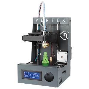 Vertex Nano (K8600) 3D printer kit — support http://support.vell VELLEMAN K8600