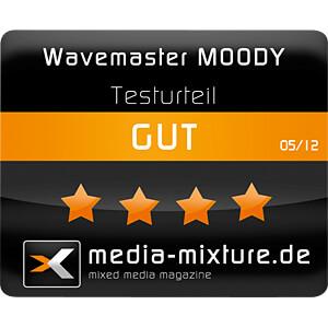 Lautsprecher, PC, 2.1, MOODY WAVEMASTER 66202