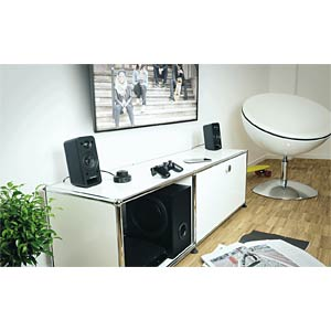 Wavemaster® 2.1 Soundsystem mit Bluetooth WAVEMASTER 66506