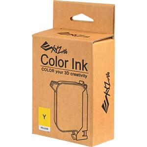3D Druck, Tinte, Gelb, da Vinci Color XYZPRINTING R1NKXXY101G