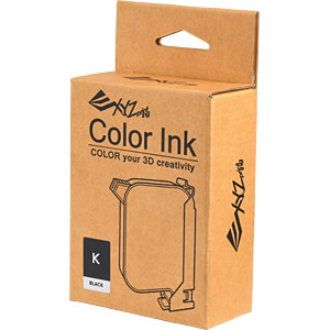 3D Druck, Tinte, Schwarz, da Vinci Color XYZPRINTING R1NKXXY104B