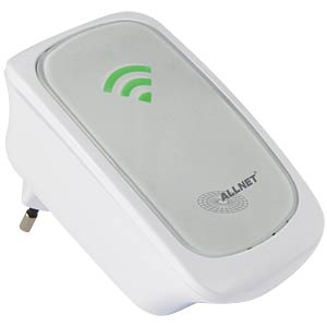 WLAN Repeater, 600 MBit/s ALLNET ALL0238RD
