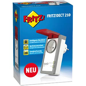 AVM FRITZ!DECT 210 Switchable outdoor outlet AVM 2000 2723