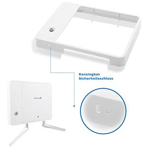 WLAN Access Point 2.4/5 GHz 1200 MBit/s PoE EDIMAX WAP1200