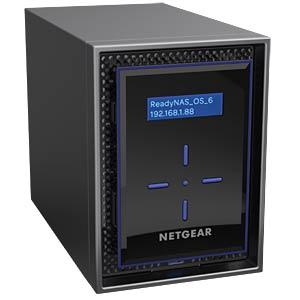NAS-Server Leergehäuse NETGEAR RN42200-100NES