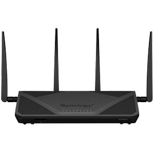 WLAN Router 2.4/5 GHz 2530 MBit/s SYNOLOGY RT2600AC