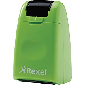 Rollstempel, ID Guard, lovely lime REXEL 2115007