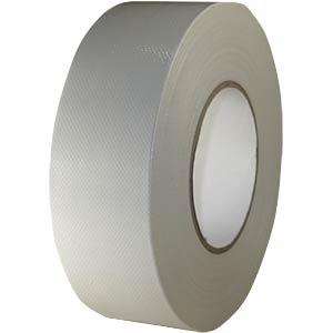 Gewebeband 50 mm x 50 m, Farbe: weiß FREI