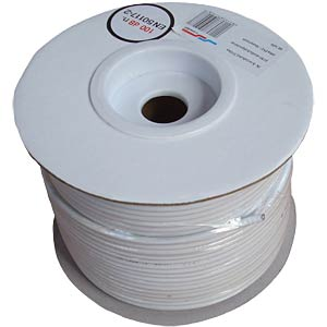 Coaxial cable class A 100 dB / 100 metres INTERKABEL AC 85