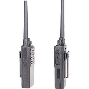 PMR446, set of 2 cases ALBRECHT 29835