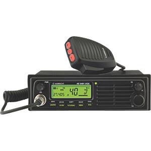 ALBRECHT AE6491V - CB-Mobilfunkgerät