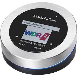 ALBRECHT DR50B - DAB+/UKW Radio-Tuner mit Bluetooth