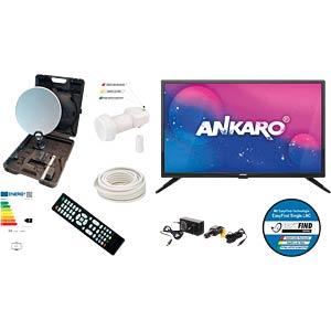 ANK TV SET 3201 - Camping SatTV-Set