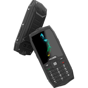 "Outdoor Mobiltelefon, 6,09cm (2,4"") Display ARCHOS 503771"