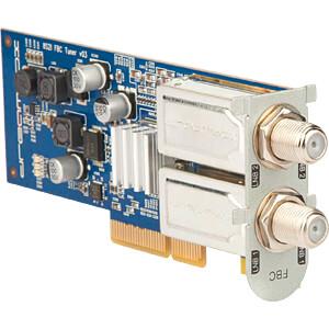DM DVB-S2X-MSFBC - MultiStream FBC Twin Tuner