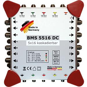 Multischalter, 5 / 16, kaskadierbar BAUCKHAGE BMS 5516 DC