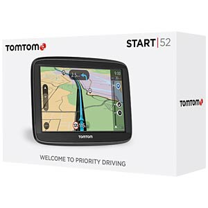12.70-cm/5.0 sat nav, 45 countries, end customer hotline: 069 6 TOMTOM 1AA5.002.01
