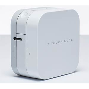 P touch p300bt bluetooth label printer at reichelt elektronik for Dymo bluetooth label printer