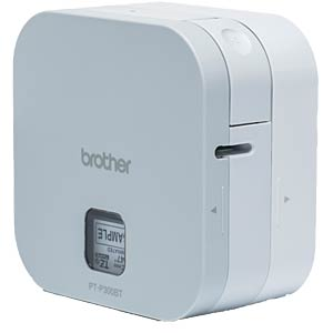 Bluetooth label printer BROTHER P300BTG1
