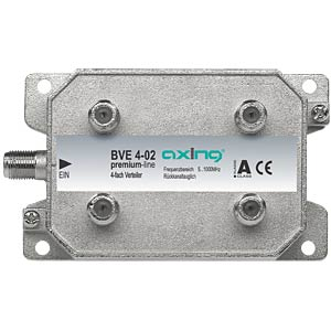 Axing 4-way distributor, type 02 AXING BVE00402