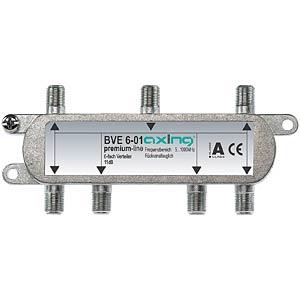 Axing 6-fach Verteiler premium-line AXING BVE00601