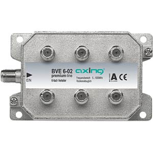 Axing 6-way distributor, type 02 AXING BVE00602