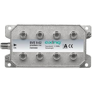 Axing 8-fach Verteiler / Bauform 02 AXING BVE00802