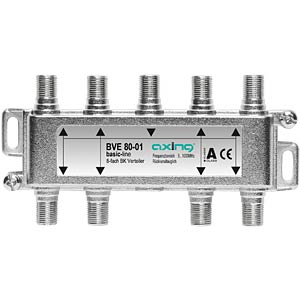 Axing 8-way basic-line distributor AXING BVE08001