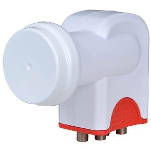 Universal quattro LNB, 0.2 dB/40 mm feed BAUCKHAGE L72