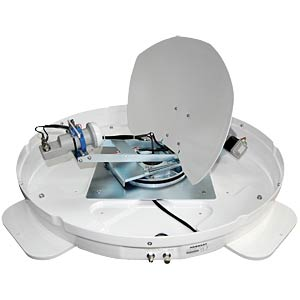 Satellite antenna with positioner MEGASAT 1500050