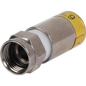 F-Stecker, Kompression CABELCON 99909441-01