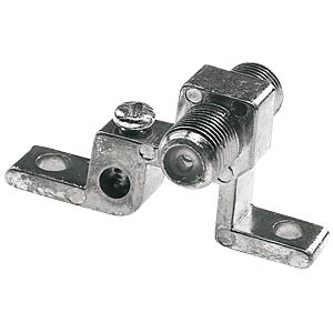 F connector, F socket/F socket AXING CFA00700