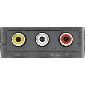 HDMI Konverter   HDMI > RCA/SCART MARMITEK 08263