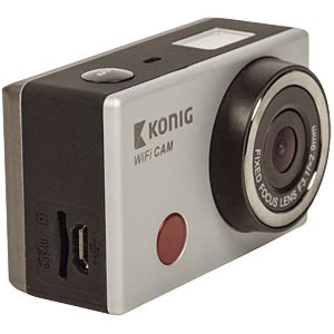 Action Cam, Full HD KÖNIG CSACW100