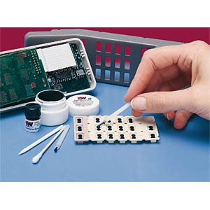 Repair kit for rubber button contacts FREI