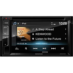 Multimedia-Receiver/6,2 inch/BT KENWOOD DDX317BT