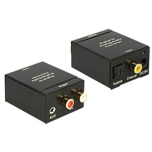 Digital > analogue audio converter DELOCK 62722