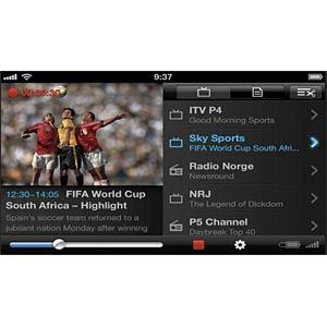 Mobiler Empfänger, DVB-T2, HDTV, FTA TELESTAR 5310505