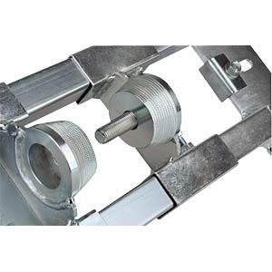 Dachsparrenmasthalter, verzinkt, extra stabil DUR-LINE 14473