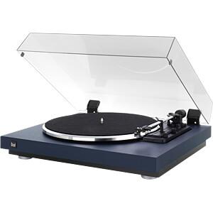 vollautomatischer Plattenspieler, blau DUAL CS 440