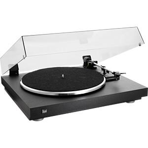 vollautomatischer Plattenspieler, schwarz DUAL CS 440